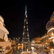 Burj Khalifa Night Shot
