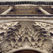 Splendid Balcony of Masoudieh Palace