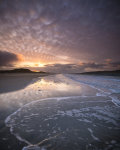 Sunset at Luskentyre