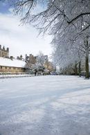 Oxford snow