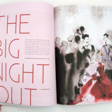 Work featured in Scala Ragia Magazine