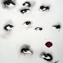 Lovely Eyes - SOLD