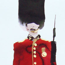 Queen's Guard Print