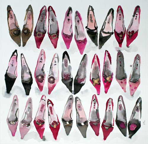 Shoes, Shoes, Shoes 2 - <span style=
