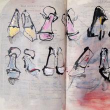 Sketchbook Shoes