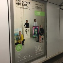 The Other Art Fair Spring 2017 Advertising Campaign