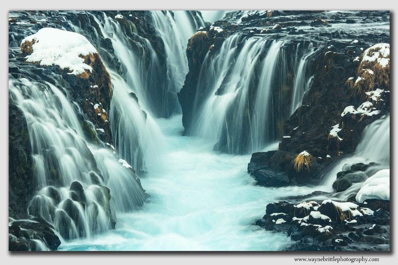 Bruafoss Falls - 3