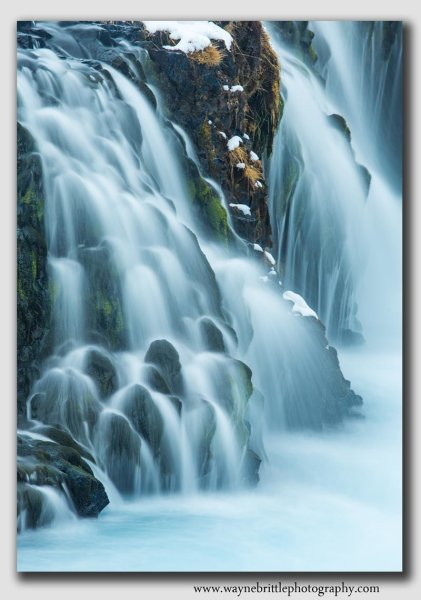 Bruafoss Falls - 5