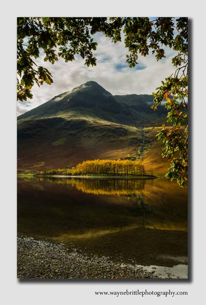 Buttermere Reflections - Lake District - LSW5D30989