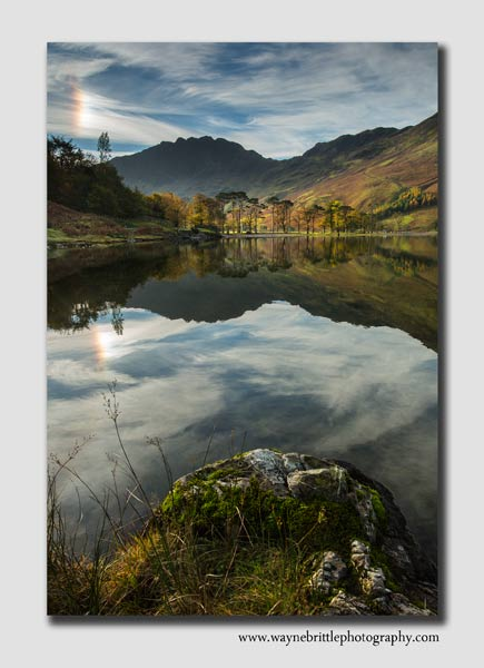 Buttermere Morning Light - Lake District - LSW5D30857