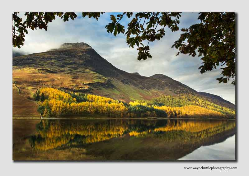Buttermere Reflections - Lake District - LSW5D30986