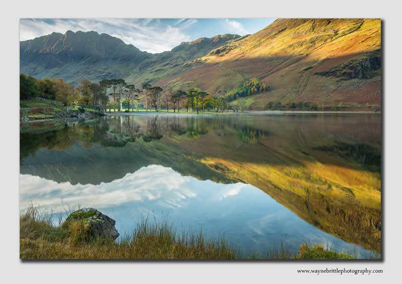 Buttermere at Dawn - Lake District - LSW5D30814