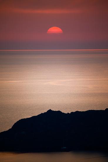 Caldera Sunset - 6706