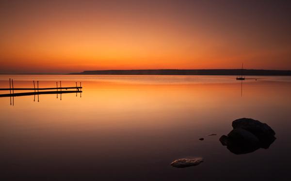 Dawn, North of Owen Sound - Ca004