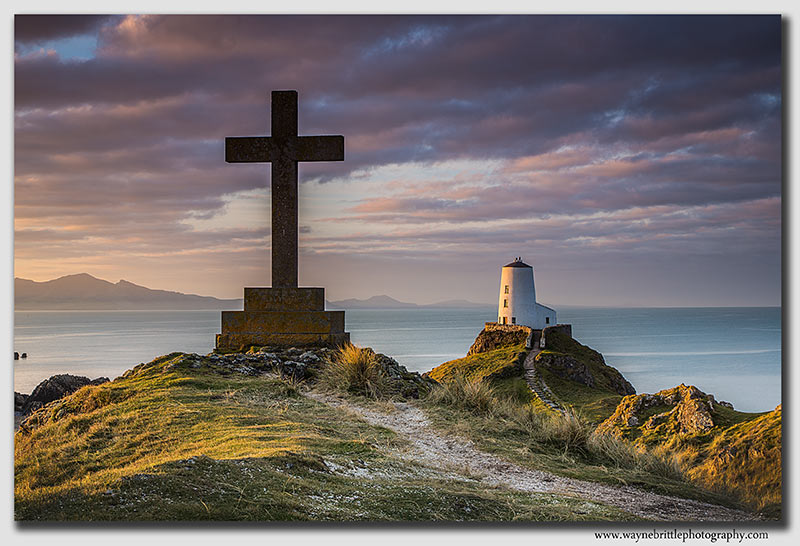 Evening Light at Llanddwyn Island