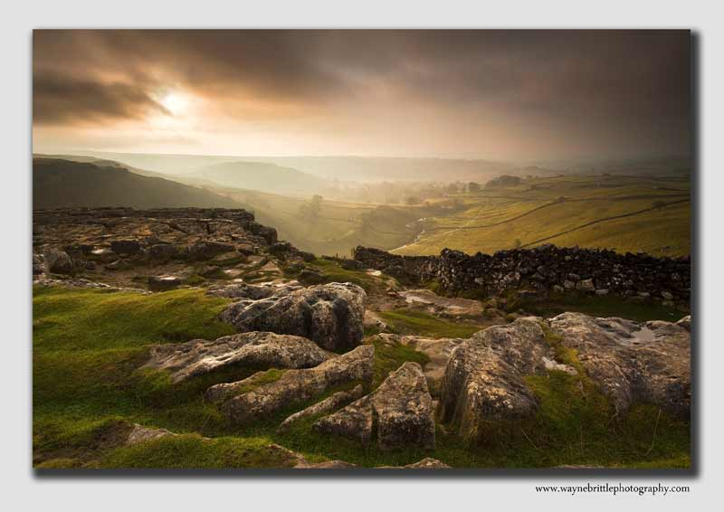 Early Morning at Malham Cove - YS2463