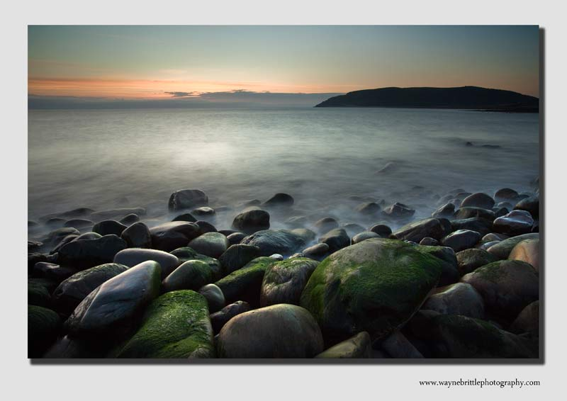Early Morning on Porlock Beach - 7117