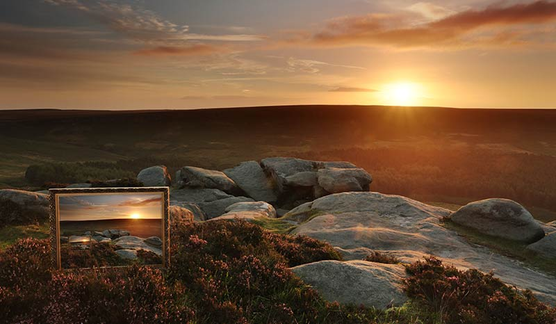 Higger Tor 'Picture-In-Picture'