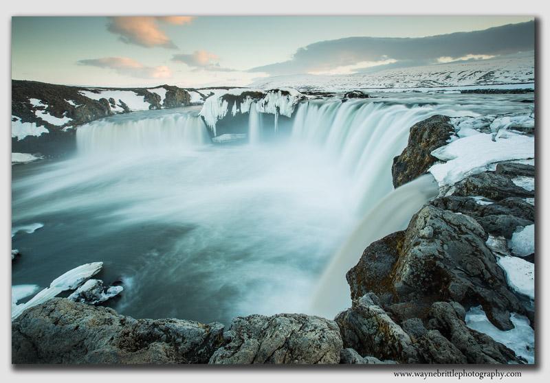 Godafoss Waterfall - 5