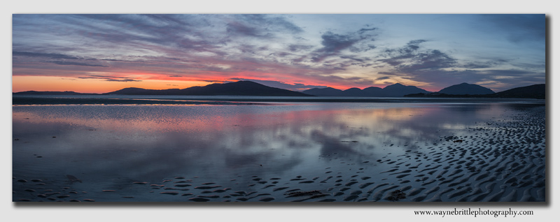 Harris-Beach---Dusk-Pano-1
