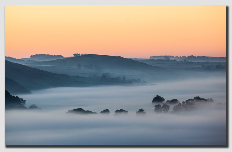 Hollinsclough Mist - 7868