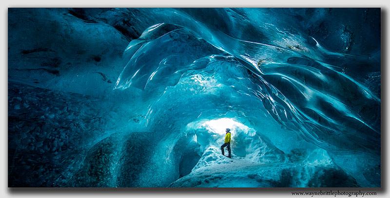 Ice Cave - Vatnajokull 2