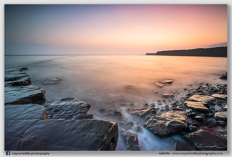 Kimmeridge Bay Twilight Flow 2