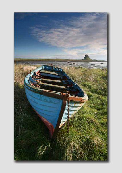 Lindisfarne Boat - NS080