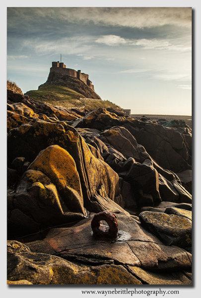 Lindesfarne Castle - 9303