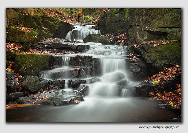 Lummsdale Autumn Falls - 2853