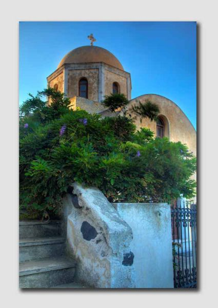 Santorini Church in Megalahore -SS6876