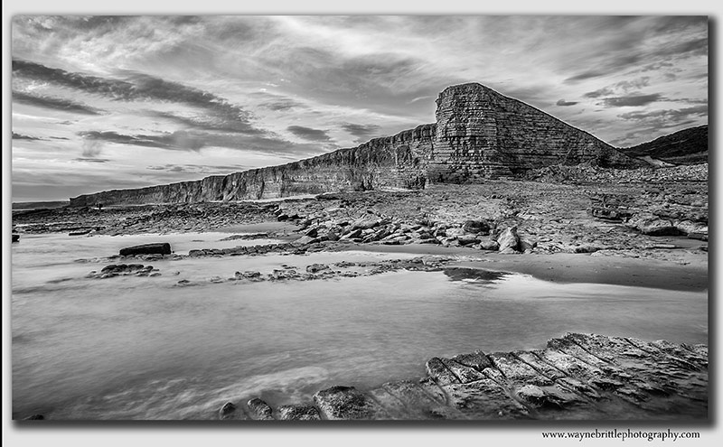 Nash Point - B&W - W5D31948
