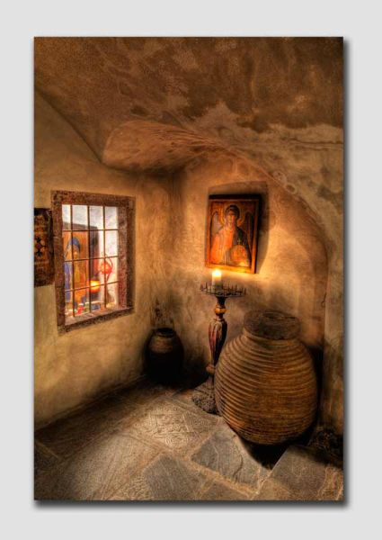 Oia Doorway, Santorini - SS6588