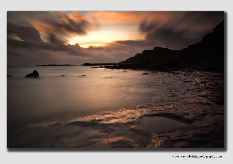 One Minute on Staffin Bay - IOS1815