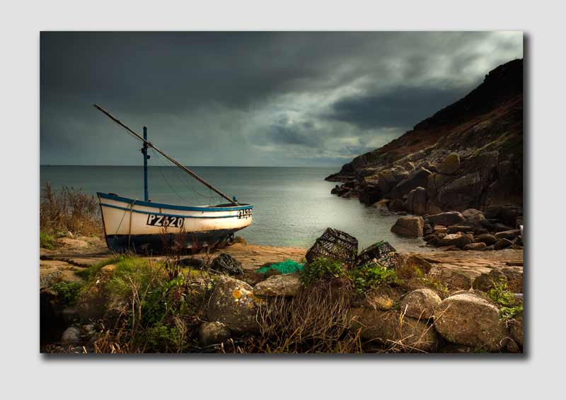 Penberth Cove View - CS7236