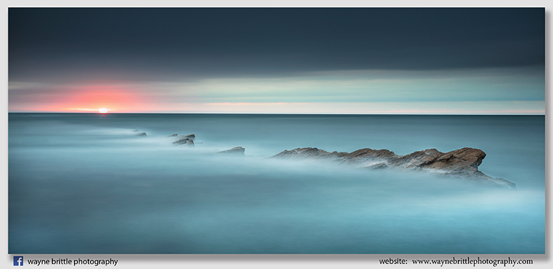 Peveril Point at Sunrise