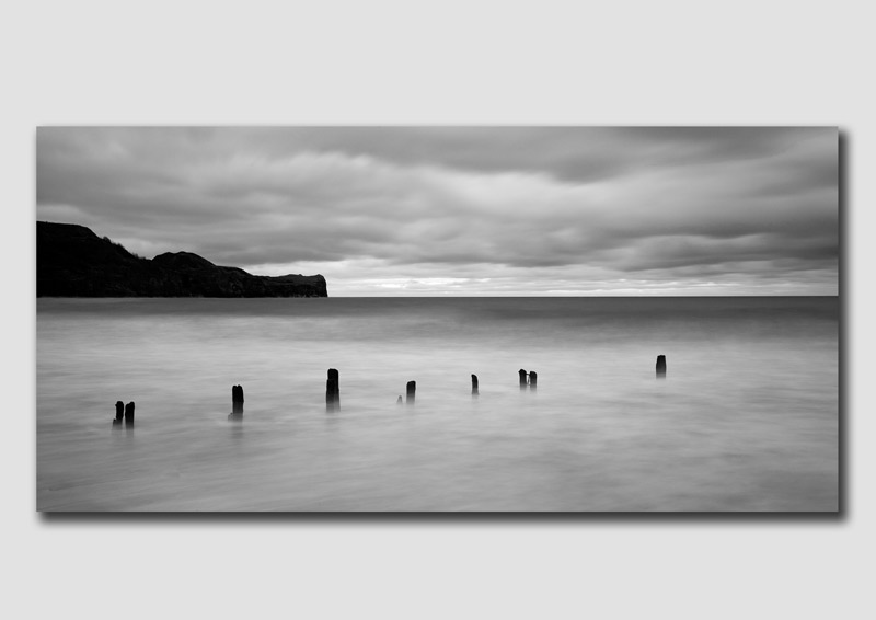 Sandsend - 30 seconds of time
