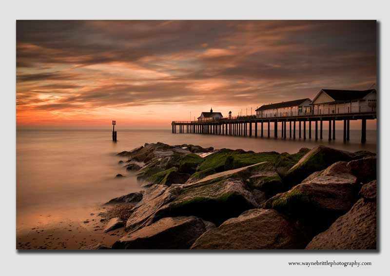 Southwold Pier at Sunrise 2 - SUF0697
