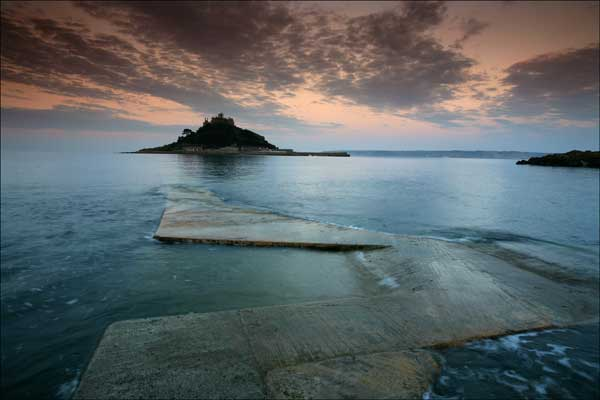ST Michael's Mount at Dawn - CS012