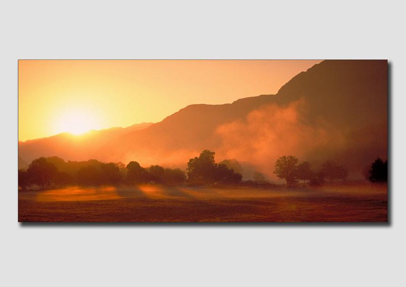 Snowdonia Sunrise  -  WS014