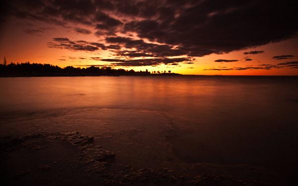 Nottawasaga Bay Sunset - Ca010