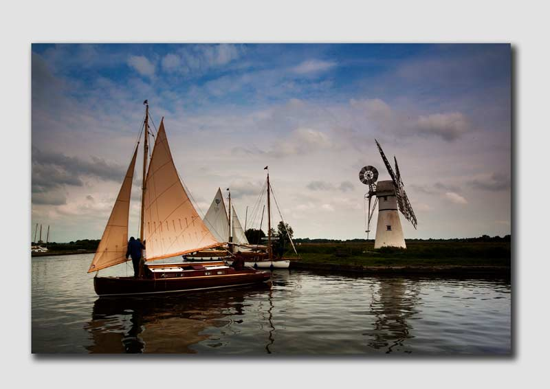 Thurne Mill - NS1363