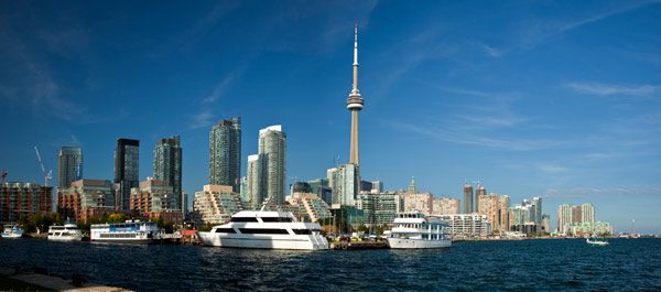 Toronto Skyline Panorama - Ca004p