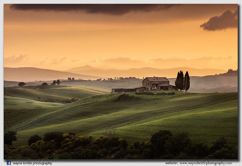Tuscany Sunset - 5DSR1036