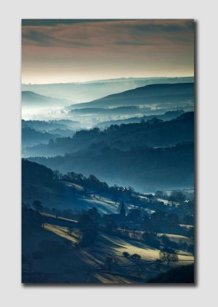 Hathersage Valley - PS8410