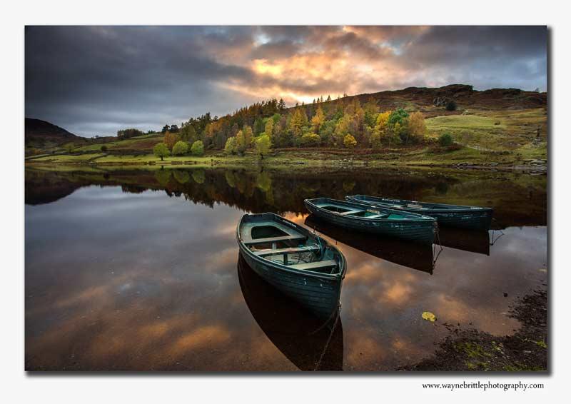 Wantendlath Tarn - Cumbria - LSW5D31032