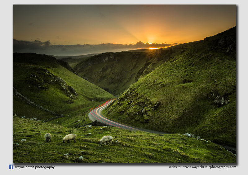 Winnats Pass - Peak District