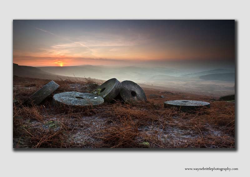 Winter Millstone Dawn - PS3321