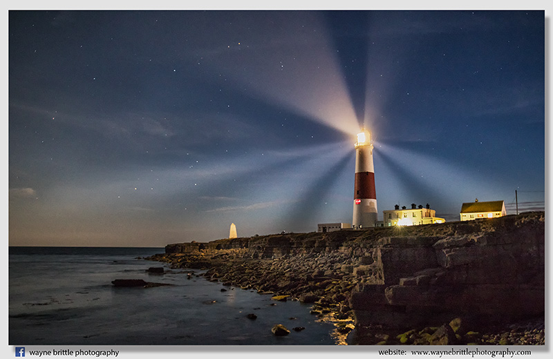 Portland Bill Lights