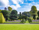 Levens Hall topiary